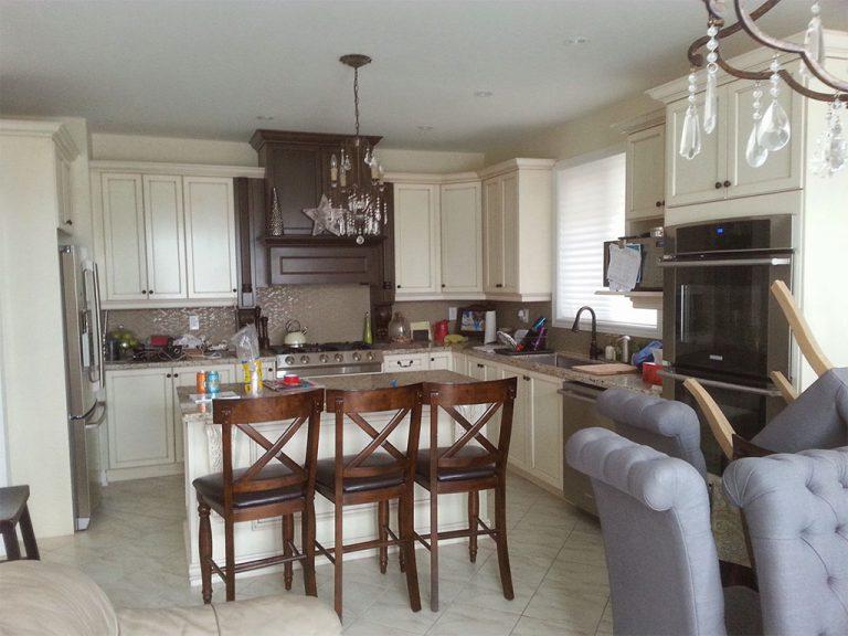 amazing kitchen remodeling with wooden trim range hood mississauga