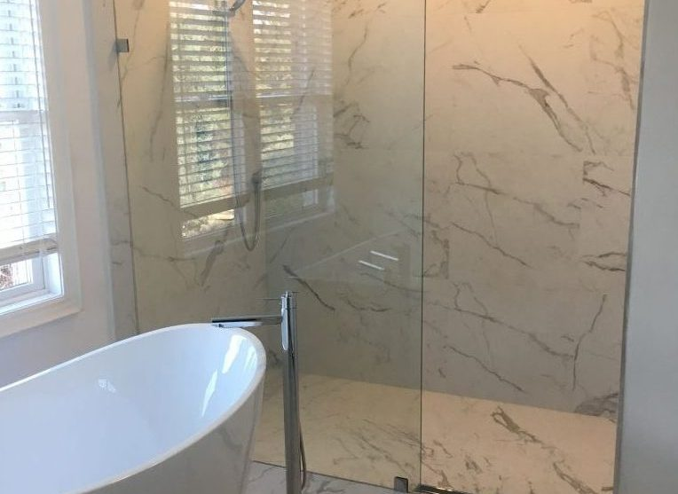 master bathroom renovations