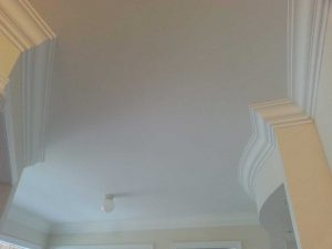 flexible crown modling trim in classic living room king city