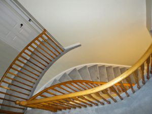 new staircase and railing installation toronto