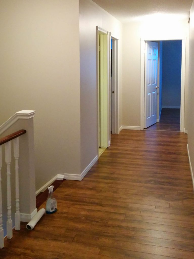 second floor staircase renovation mississauga