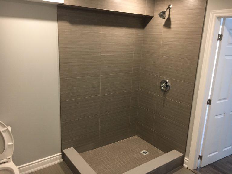 Amazing Bathroom Renovation Project