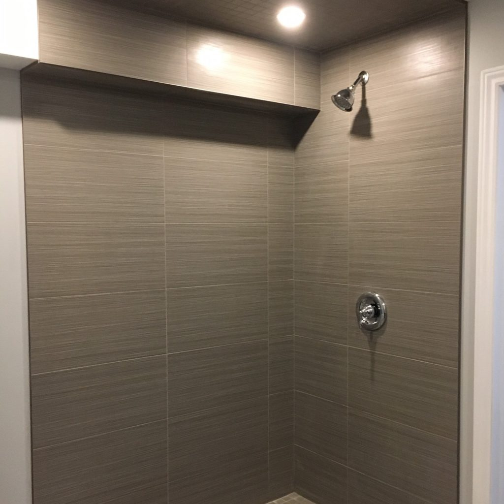 Thub-to-shower-conversion