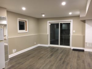basement remodelling in Toronto