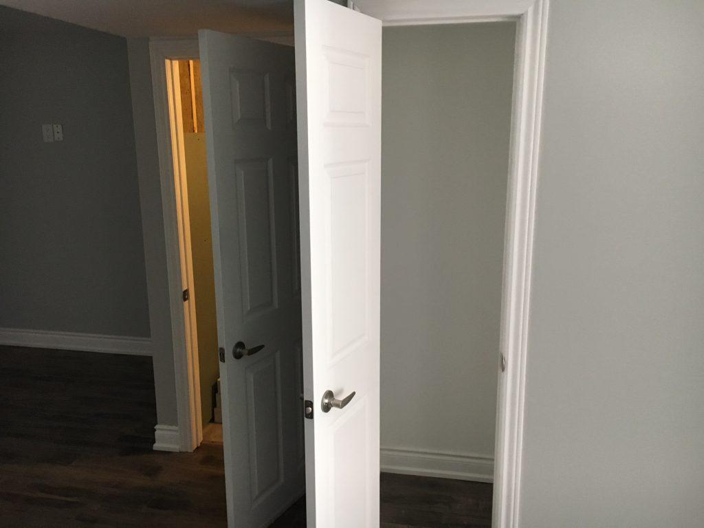 Doors-installation