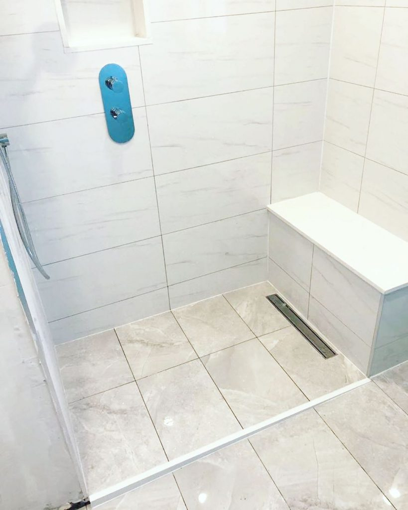 accessible shower renovation refined renos