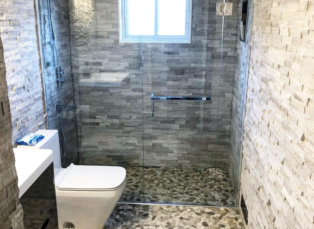 basement bathroom renovation