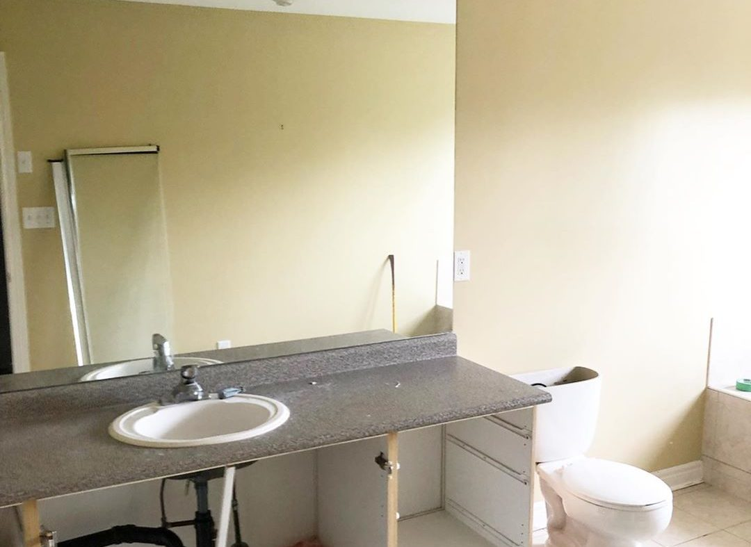 bathroom vanities gta