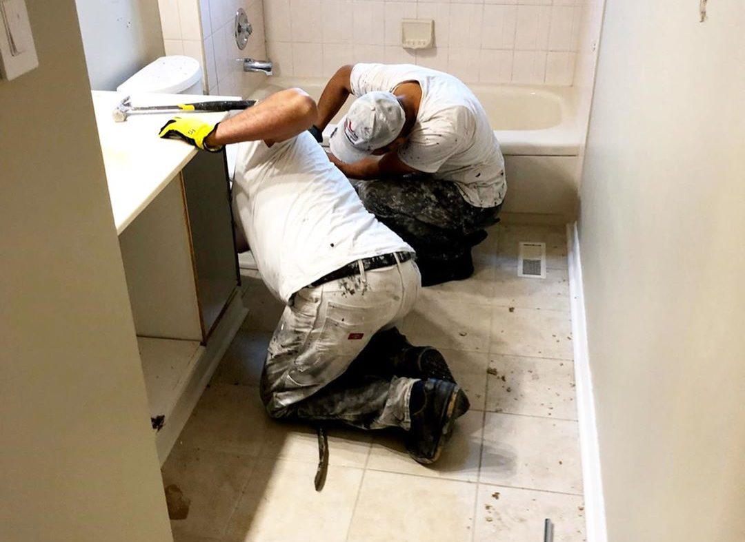 bathroom renovators toronto