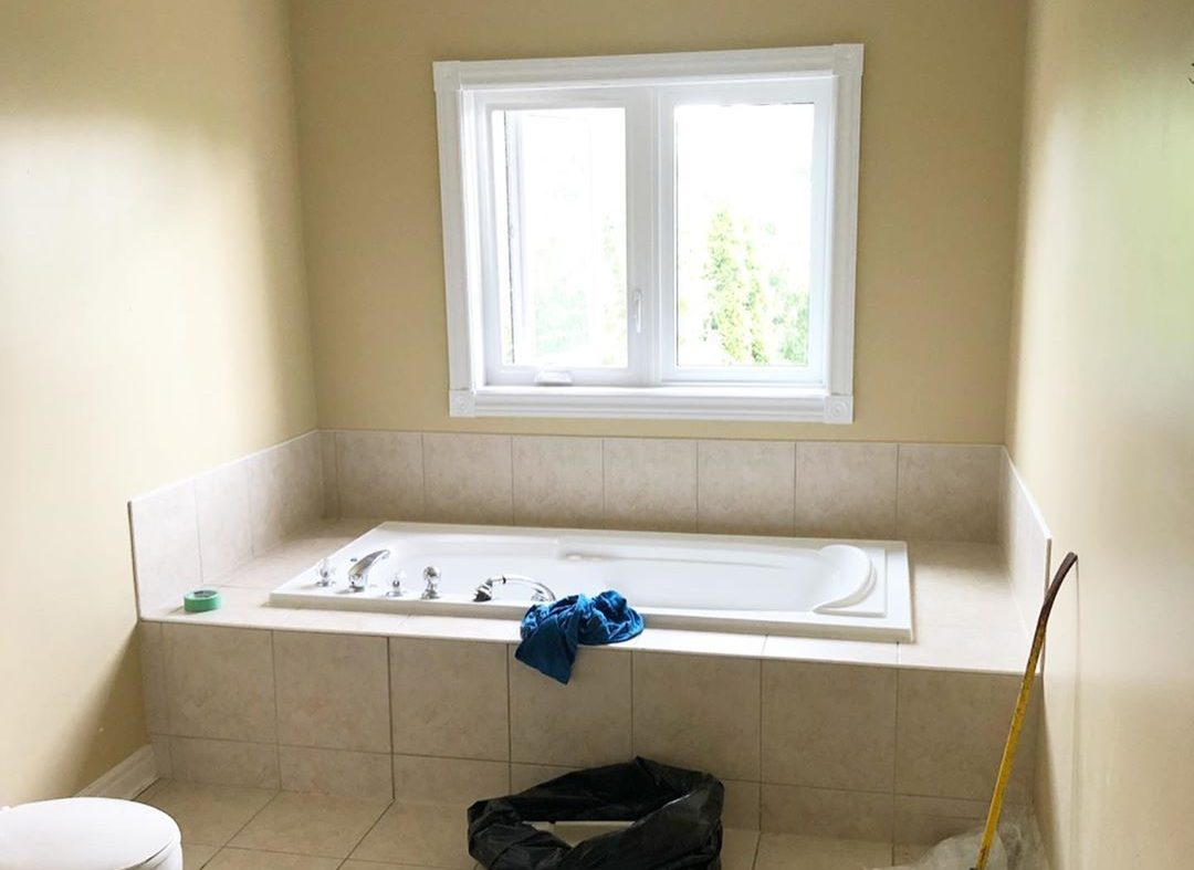 bathroom renovations vaughan