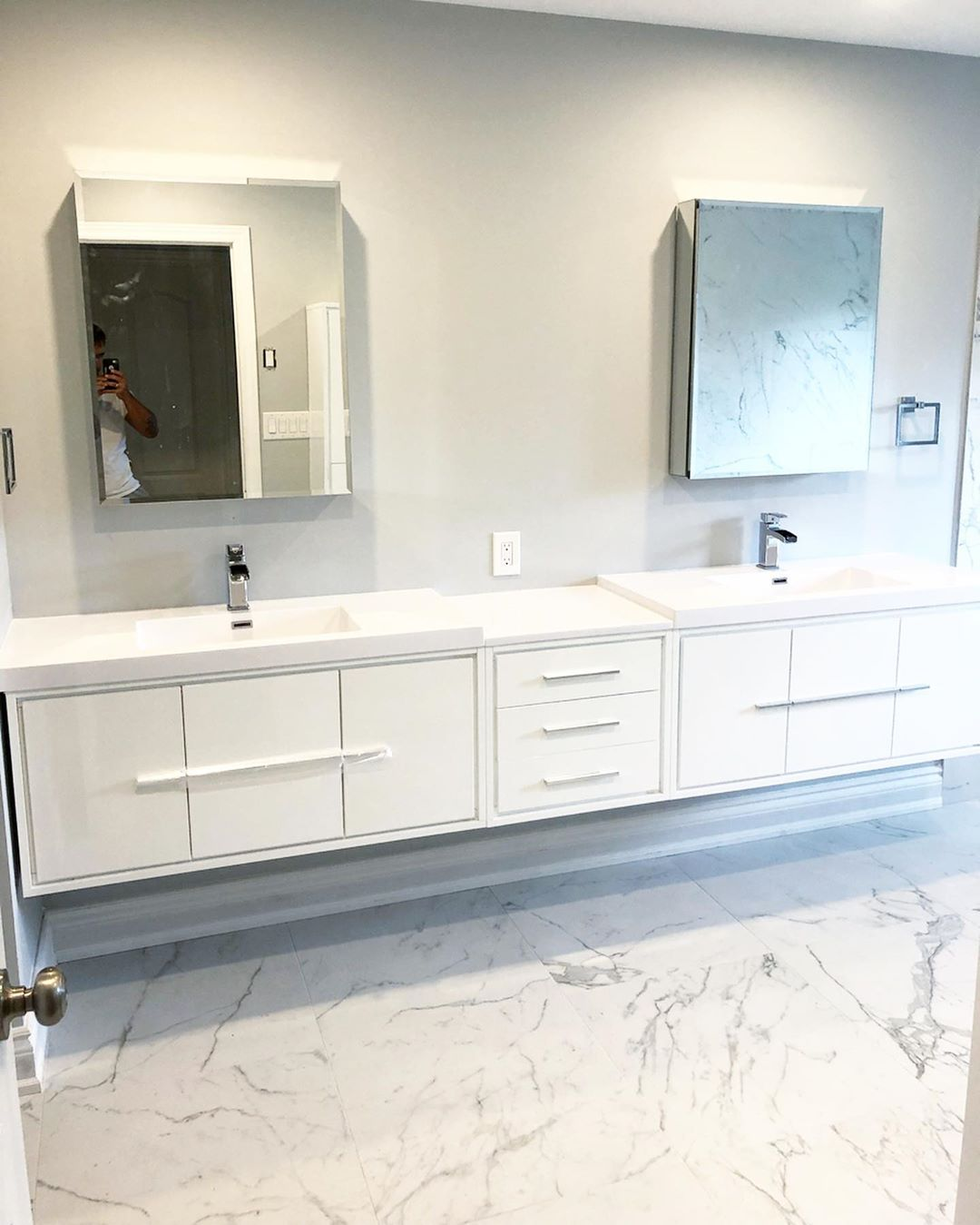 bathroom renos on a budget