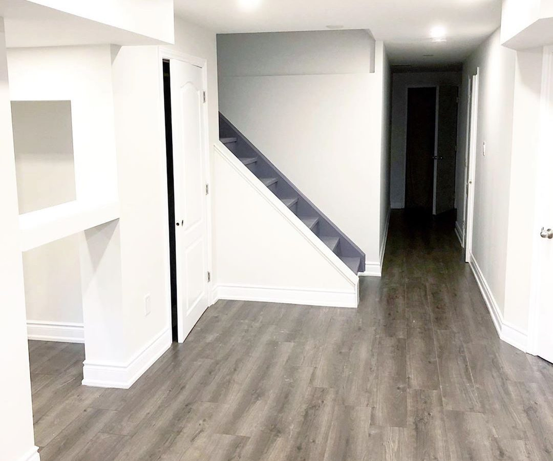 small basement renovation