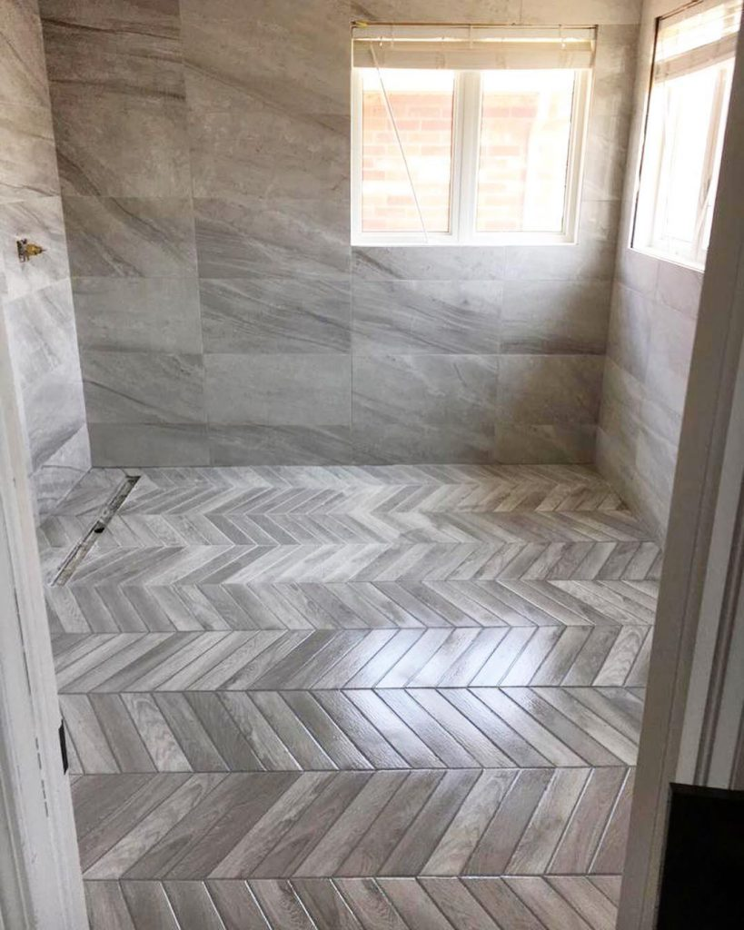 new hardwood floor installed by refined renos