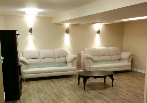 basement renovation richmond hill
