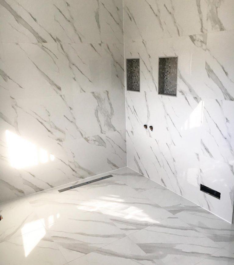 Walk in Shower Remodeling