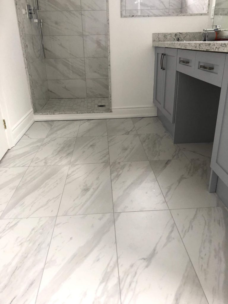 Alex Bungalo bathroom - affordable bathroom renovations