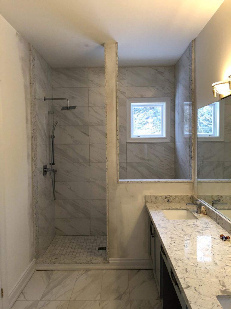 Alex Bungalo bathroom - bathroom remodelling