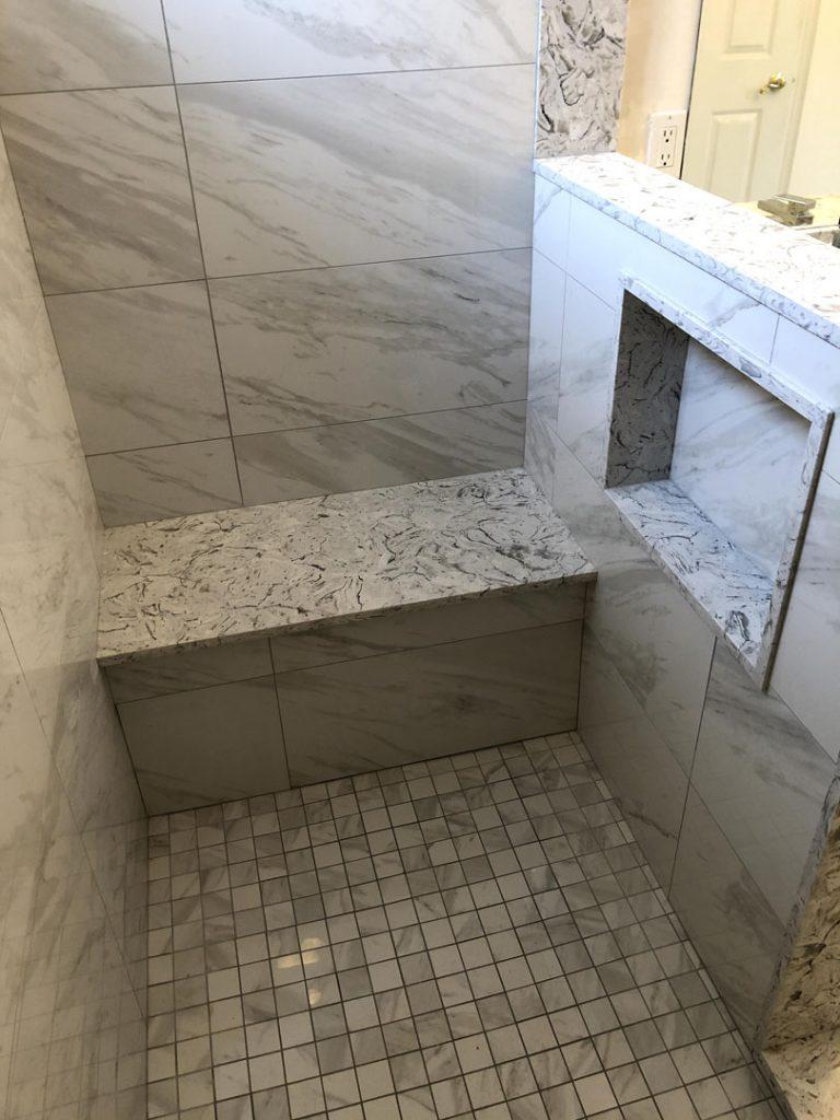 Alex Bungalo bathroom - bathroom renovations cost