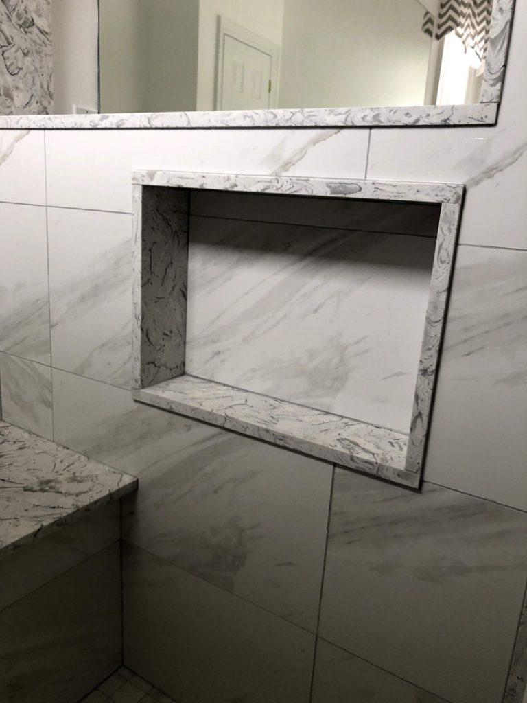 Alex Bungalo bathroom - bathroom renovation toronto