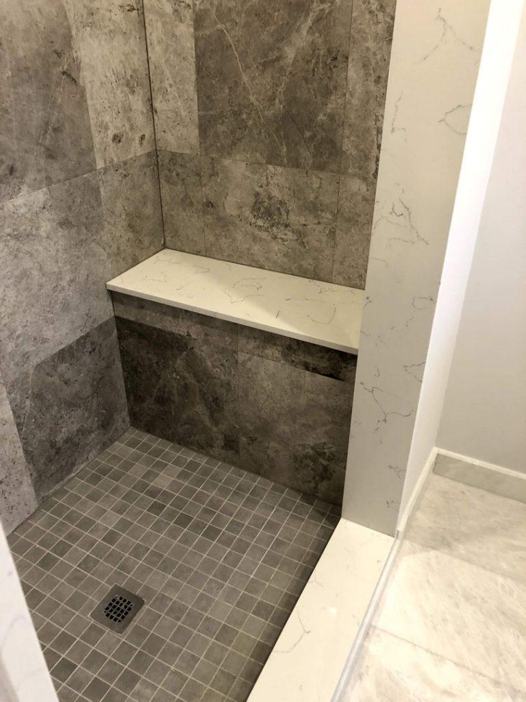 Mike master bathroom - bathroom contractors toronto