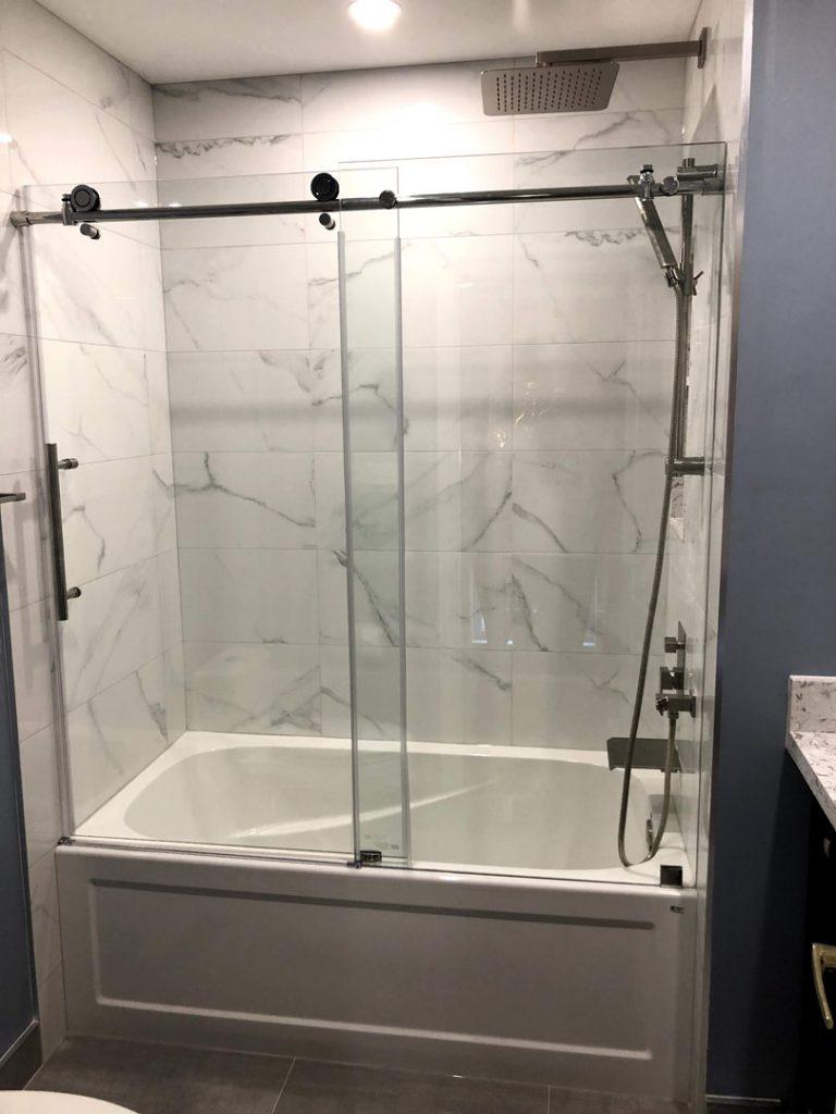Mike master bathroom - bathroom renovation ideas