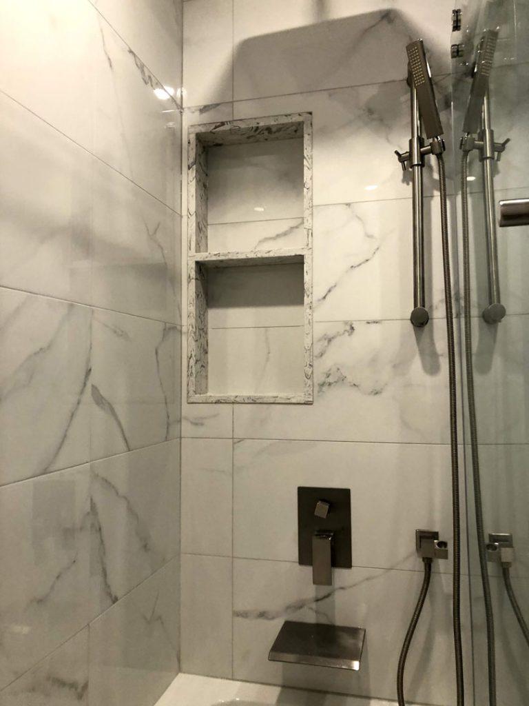 Mike master bathroom - bathroom renovations in toronto