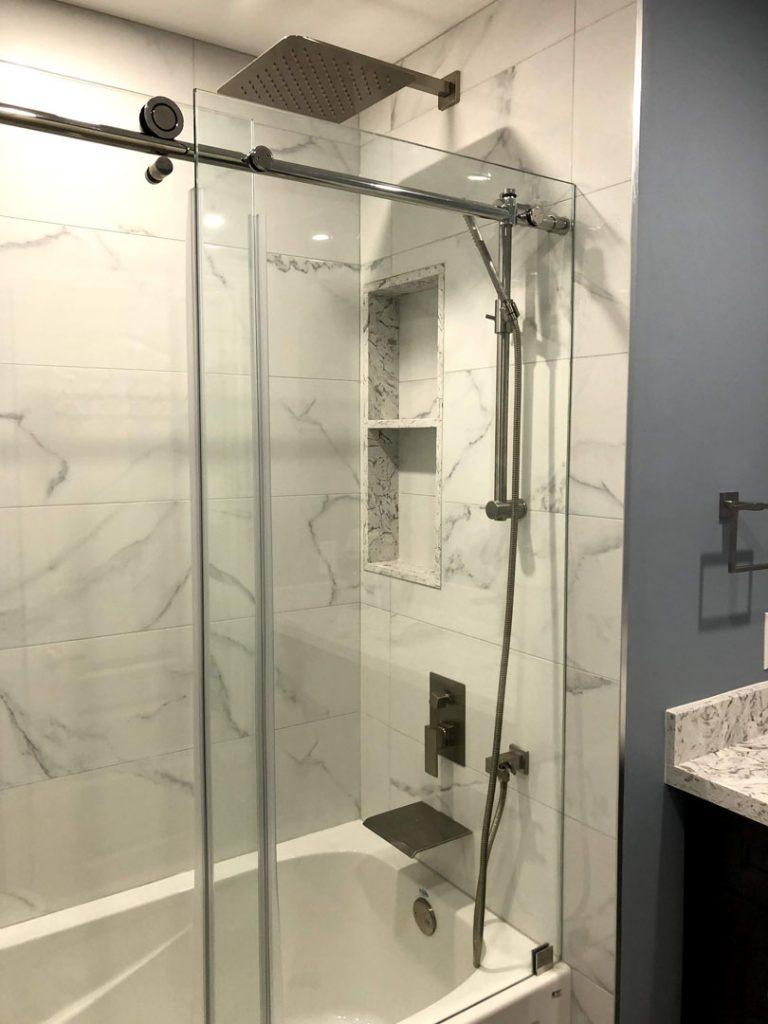 Mike master bathroom - toronto bathroom renovation