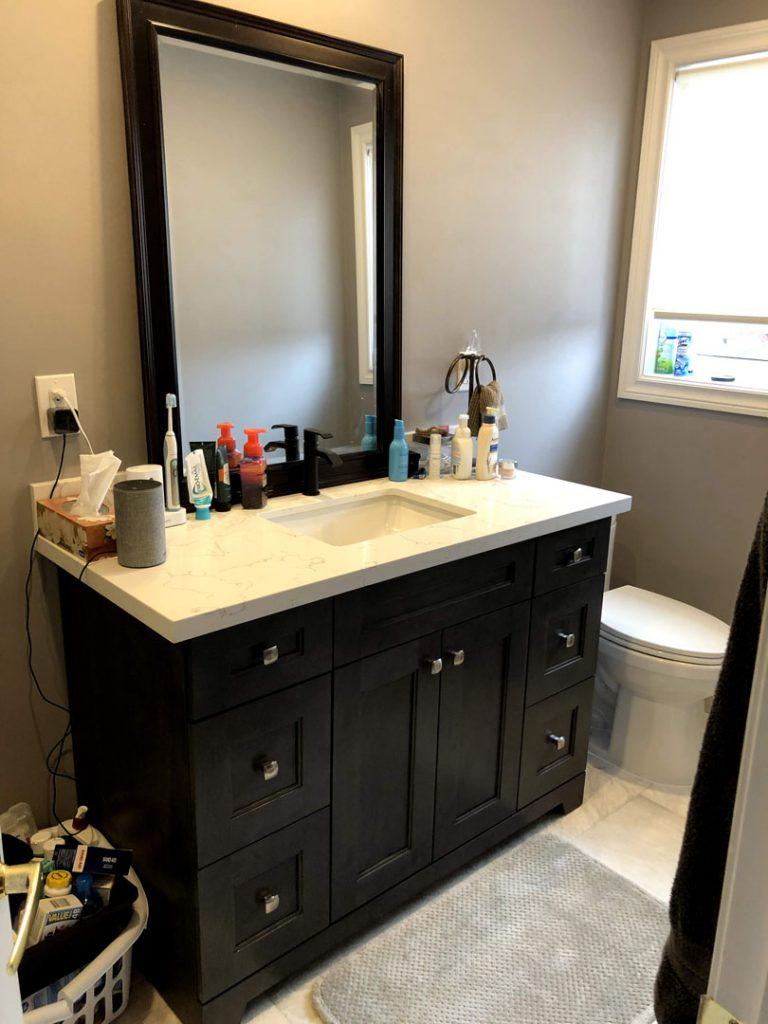 Mike master bathroom - home bath renovations
