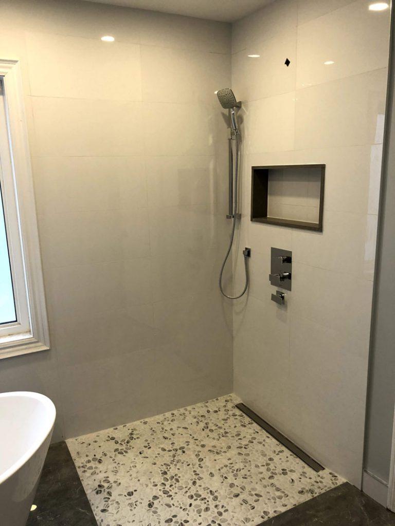 Luxury Bathroom Renovation by Refined Renos