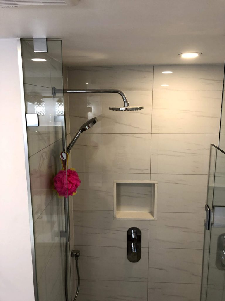 Tub to Shower Conversion by Refined Renos Toronto