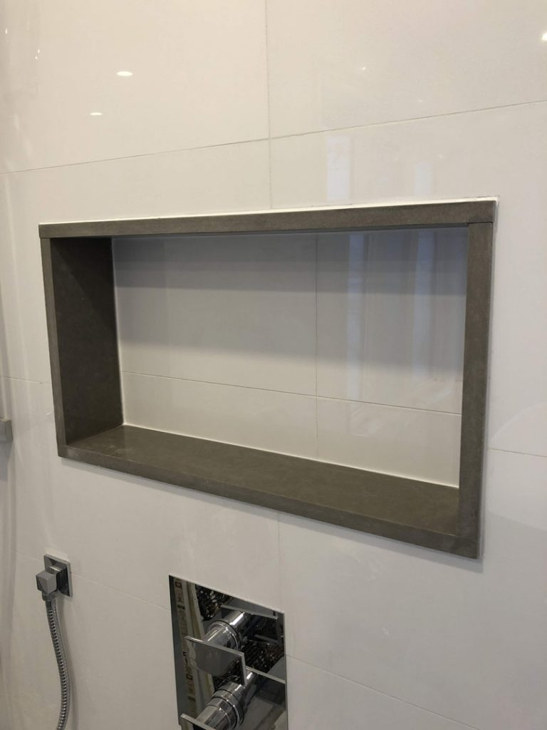 Ted master bathroom - bathroom remodeling