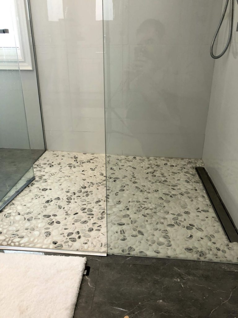 Shower Remodeling Project by Refined Renos