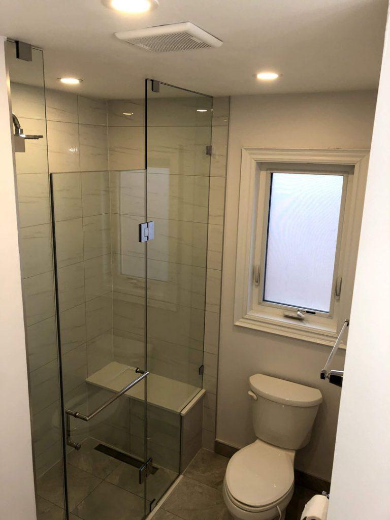 Ted kids bathroom - small kitchen renovation