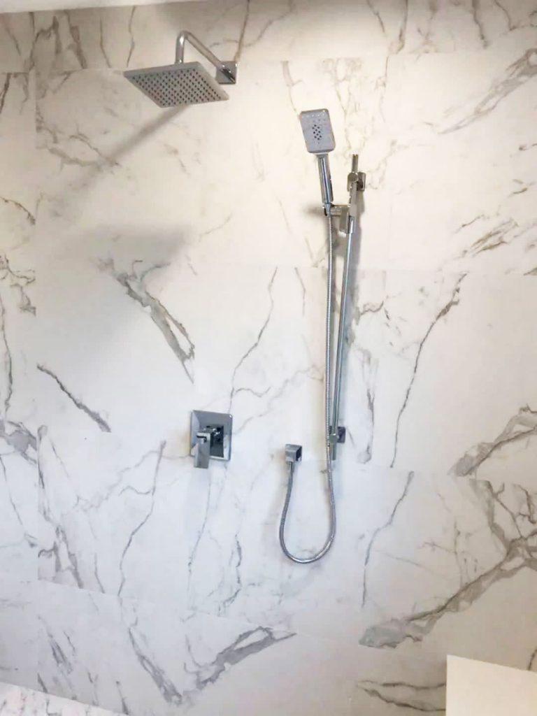 Bathroom Renovation Project - Shower Remodeling