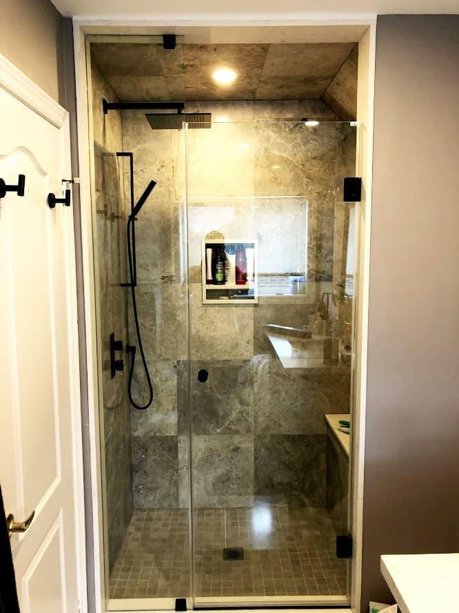 Luxury Custom Walk in Shower Design